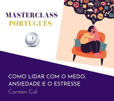 (Portugués) COMO LIDAR COM O MEDO, ANSIEDAD E O ESTRESSE