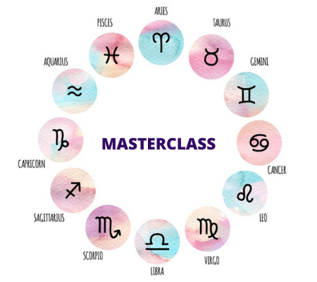 MASTERCLASS – Cómo sanar y mejorar tu vida con las Secuencias del Zodiaco